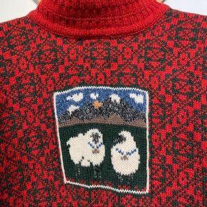 Woolrich 80' Vintage Sweater